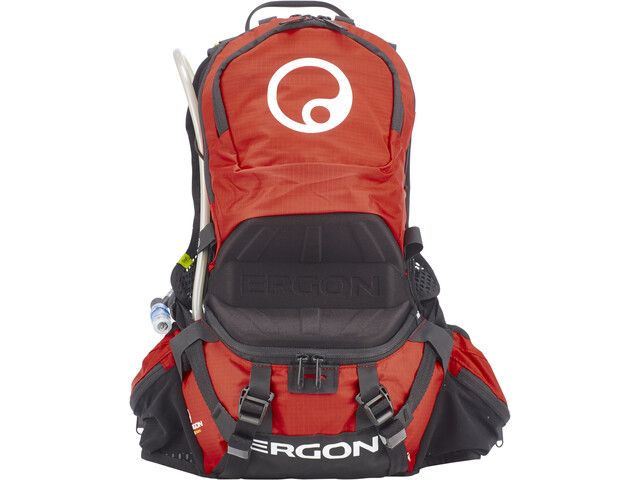 Ergon BE2 Enduro Rugzak 6,5 L, black/red